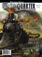 "#24 ""Railroads & Trains in the IK, Warmachine Goes Digital, Harvest of Souls"""