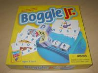 Boggle Jr. - Letters, A Preschool Learning Game