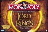 Monopoly - The Lord of the Rings (Trilogy Edition)