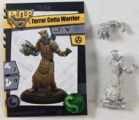 Terror Cotta Warrior #1