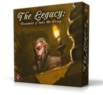 Legacy - Testament of Duke de Crecy (1st Edition)