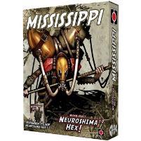 Neuroshima Hex! 3.0 - Mississippi Expansion