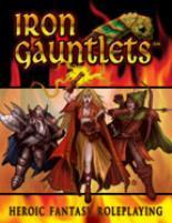 Iron Gauntlets (1st Printing)