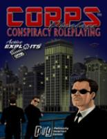 CORPS - Diceless Conspiracy Roleplaying (2nd Edition)