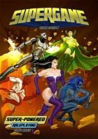 Supergame - Super-Powered RPG (3rd Edition)