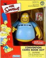 World of Springfield - Convention Comic Book Guy