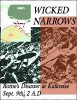 Wicked Narrows - Rome's Disaster at Kalkreise