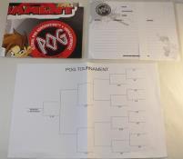 POG Tournament Kit - 2005 - Boardgame - Noble Knight Games