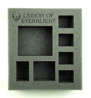 """2 1/2"""" Legion of Everblight- Starter Demo Half-Foam Tray"""