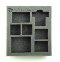 """2 1/2"""" Trollbloods - Starter Demo Half-Foam Tray"""