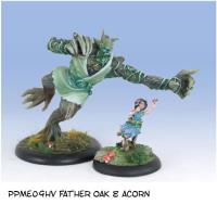 Expansion Pack - Father Oak & Acorn