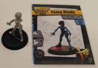 Foxxy Blade #1