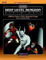 Fabled Curse of the Brigand Crypt