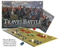 TravelBattle - The Complete Table-Top Wargame in a Box