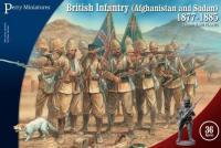 British Infantry 1877-1885 (Afghanistan & Sudan)