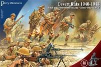 British Infantry - Desert Rats 1940-1943