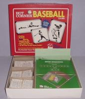 Hot Corner Baseball Game