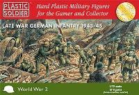 Late War German Infantry