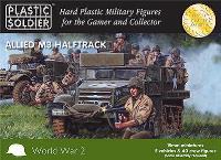 Allied M3 Halftrack