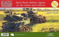 Allied Stuart M5A1 Tank