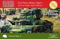 British A9 Cruiser Tank