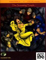 Screaming Temple, The (4th Printing)