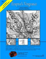 Eruptor's Vengeance (3rd Printing)