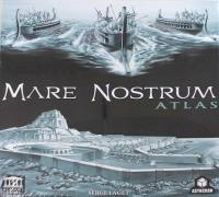 Mare Nostrum - Empires, Atlas Expansion (1st Printing)