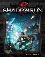 Shadowrun (5th Edition, 2nd Printing w/Master Index)