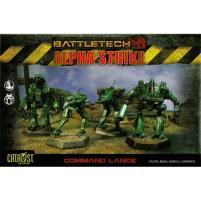 Alpha Strike - Command Lance