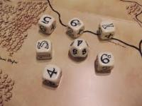 One Ring, The - Dice Set (7)