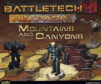 HexPack - Mountains and Canyons