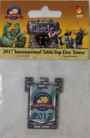 Castle Panic - International Tabletop Day Tower