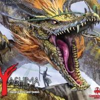 Yashima - Legend of the Kami Masters