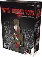 Fatal Rendez-Vous - Murder Party In Paris