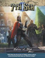 Nations of Theah - Volume 1