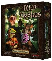 Mice and Mystics - Downwood Tales Expansion