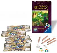 Castles of Burgundy, The - The Dice Game