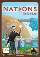 Nations - The Dice Game (2nd Printing)