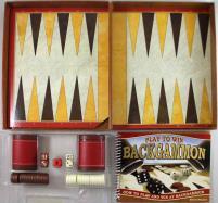 Play to Win Backgammon