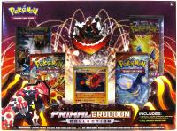 Primal Collection Box - Groudon