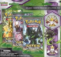 3-Pack Pin Blister - Mega Alakazam and Zygarde