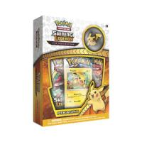 Shining Legends Pikachu Pin Box