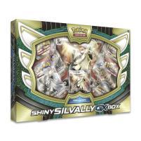 Shiny Silvally-GX Box