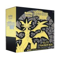 Sun & Moon Elite Trainer Box, Forbidden Light