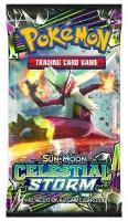 Sun & Moon Celestial Storm Booster Pack