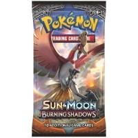 Sun & Moon Burning Shadows Booster Pack