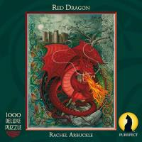 Celtic Collection #7 - Red Dragon