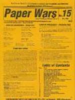 "#15 ""Spanish Wargames, Bloody Buna, Sagunto, Operation Crusader"""