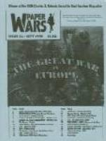 """#22 """"The Great War in Europe, Red Star/White Eagle"""""""